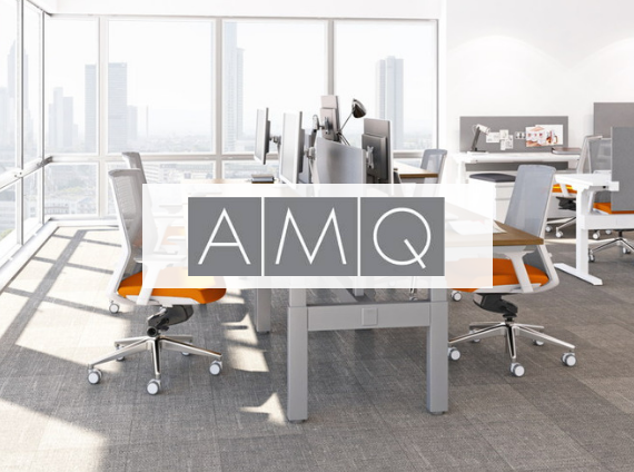 AMQ height adjustable desk