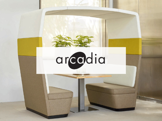 Arcadia Booth setting