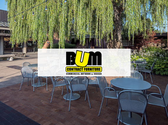 bum contract outdoor furniture patio setting