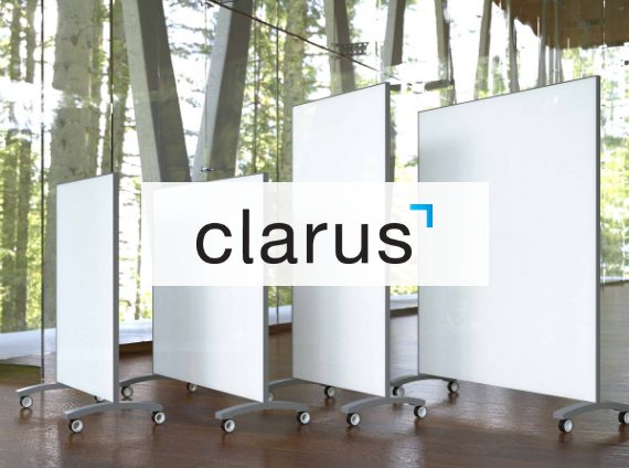 clarus glassboards and whiteboards