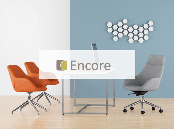 encore office setting