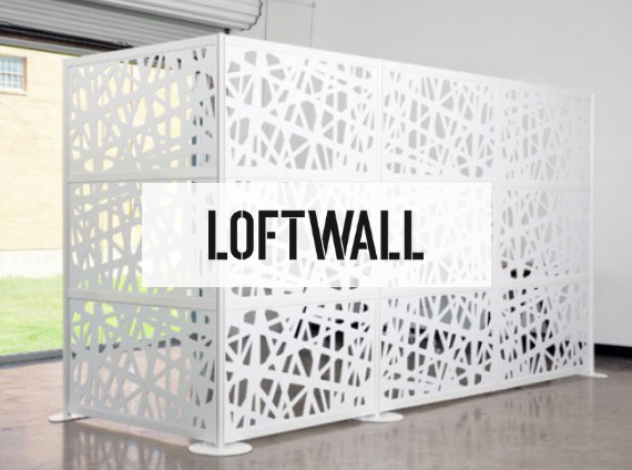 loftwall space division panel