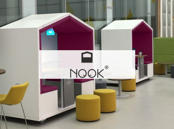 nook privacy pod for the office