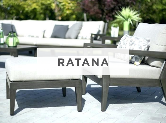 ratana outdoor patio furniture setting