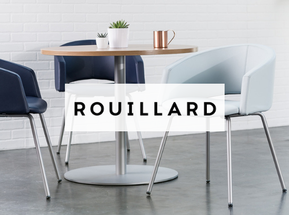 rouillard table and chair setting