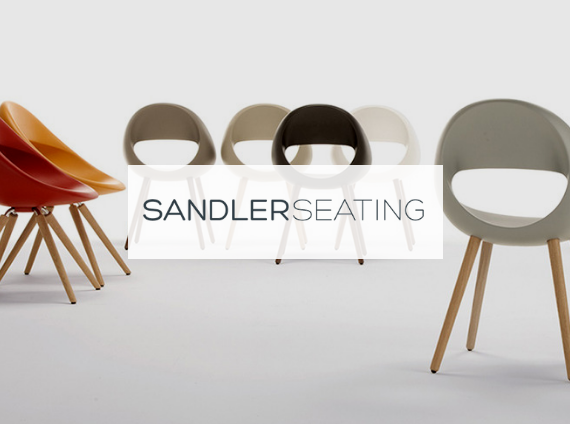 sandler guest chairs with wood legs