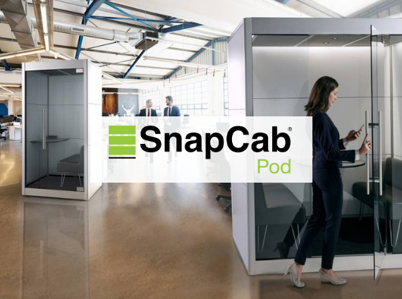 snap cab workpod