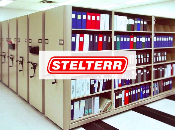 stelterr heavy duty storage