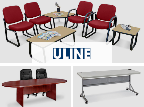 Uline office furniture