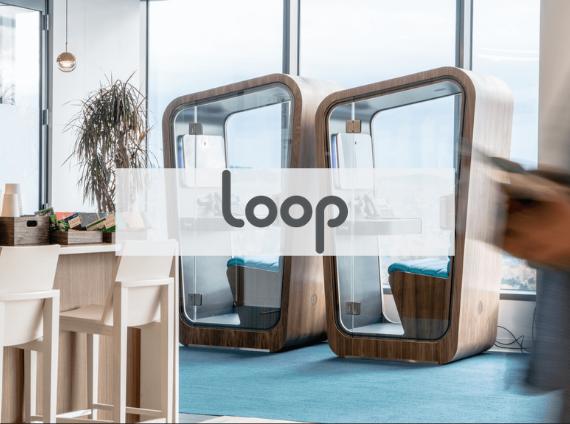 loop phone booths